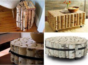 Build It Yourself! 5 Creative And Easy Homemade Coffee Table Ideas | Raysa House