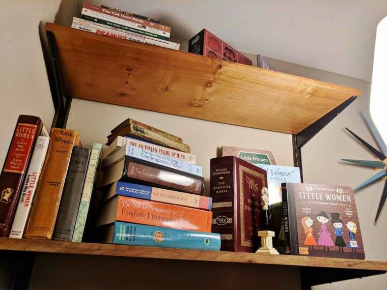 Guide to Build Mid Century Modern Bookcase   Raysa House