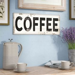 4 Easy Ways to Create Creative Wall Decor in Coffee Style