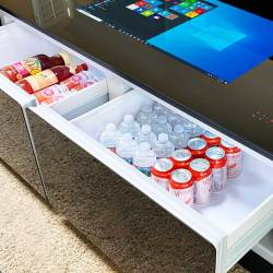 Functionality and Features from Smart Coffee Table