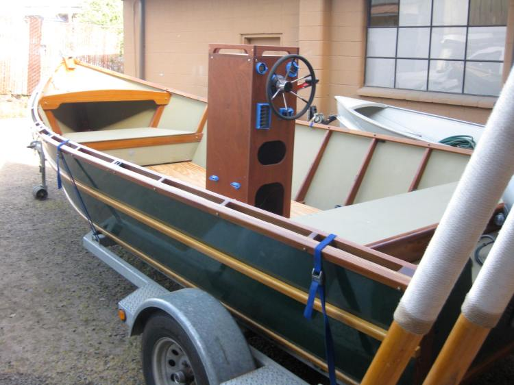 Larger Dories, Style of Pacific City Sea Dory