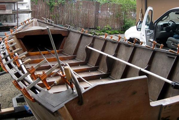 Drift Boat Repair & Restoration