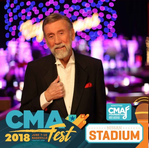 RAY STEVENS SET TO PEFORM NATIONAL ANTHEM DURING  CMA MUSIC FEST NIGHTLY CONCERTS AT NISSAN STADIUM