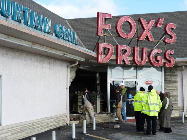 Fox Drug crash