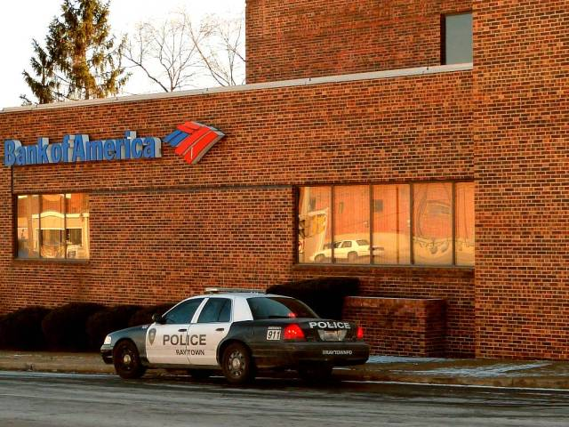bank of america robbery 1