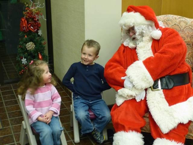 kids and santa 1