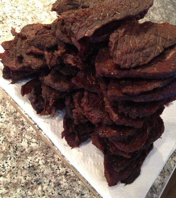 Ray's Beef Jerky Recipe
