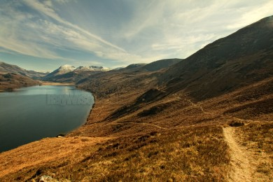 Ennerdale landscape - with or without you