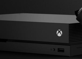 Microsoft Xbox One X E3 2017 Conferance