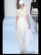 Badgley Mischka elegance tailored tweed emroiderry sequence print hip funky pop Spring Summer 2014 fashionweek paris london milan newyork nyc-1