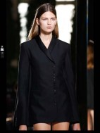 Balenciaga elegance tailored tweed emroiderry sequence print hip funky pop Spring Summer 2014 fashionweek paris london milan newyork nyc-26