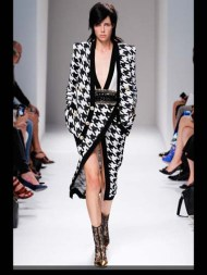 Balmain sequence print hip funky pop Spring Summer 2014 fashionweek paris london milan newyork nyc-8