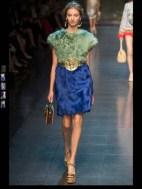 Dolce & Gabbana collection theme roman romanian empire Fashion Week Spring Summer 2014 paris milan london nyc newyork -109