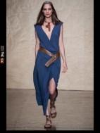 Donna Karen exotic tribal hippie casual fashion week spring summer 2014 milan paris london nyc newyork trend-1