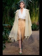 Hermes exotic jungle Fashion Week sping summer 2014 milan paris london ready to wear ny-9