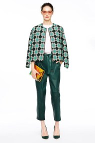 Green pants Spring Summer 2015