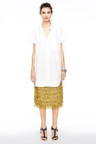 white shirt Spring Summer 2015