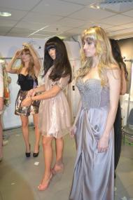 Sima Qattan, Yasmine Masri MBFW Amman Modelicious