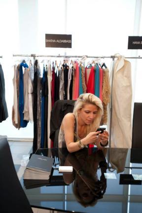 Shatha Dabbas Jordanian Fashion Designer