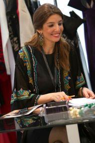 Hama Hinawi Palestinian Jordanian Designer