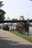 Across the love bridge