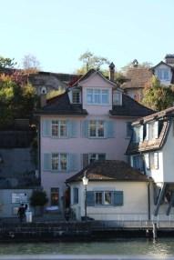 24 hours in Zurich Switzerland gothic medieval