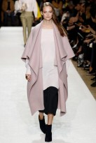 pink coat Cocoon Layering outfits