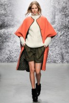red knee length coat Favorite coats for this fall winter 2014 2015 ready to wear collections