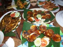 Jamabarn is the best seafood restaurant in Bali