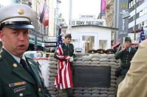 Museum at Mitte Check point Charlie Berlin