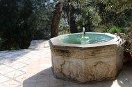Vintage syrian arabian water fountain