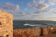 The sea in Aka