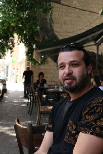 Elika, art bar cafe in Haifa, اليكا