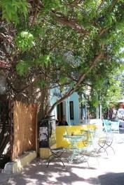 Shops in Haifa Palestine occupied by Israel