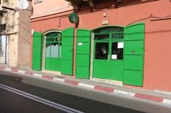 A door and a shop in Yafa Yafo Jaffa
