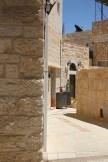 بيوت قديمة في بيت لحم، old rustic architecture in bethlehem