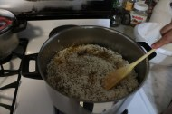 How to make a Palestinian dish Maqloubeh Maklouba طريقة عمل المقلوبة بالباذنجان بالصور
