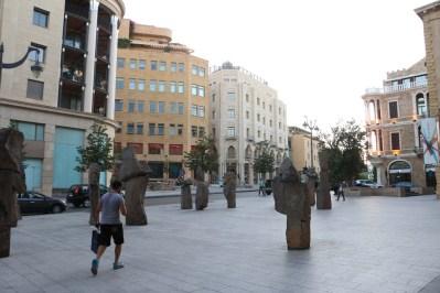 Shopping in Beirut