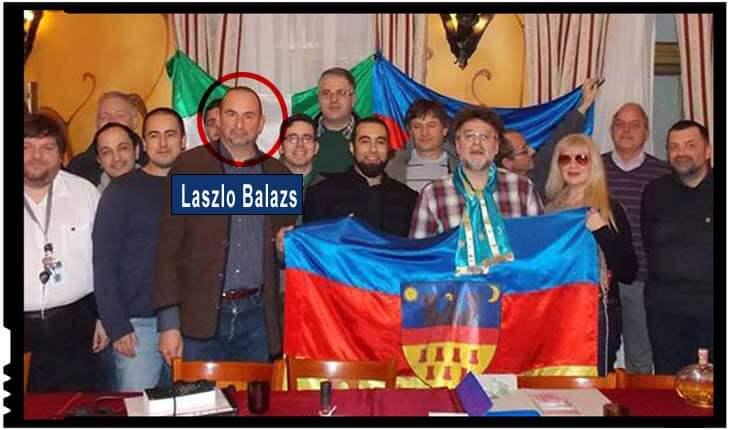 Laszlo Balazs secesionist 1 - Dezinformare și instigare la ură după profanarea unor morminte la Satu Mare