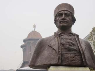 bustul lui Avram Iancu