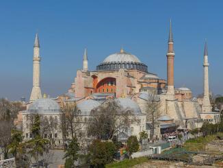 Hagia Sophia Mars 2013 - Război Informațional: BOR poate deveni prima Biserică a Ortodoxiei Răsăritene