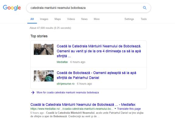 "ScreenShot 20190106173030 - Mediafax prinşi cu ""Fake News"" de Boboteaza"