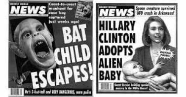 "fack news exemple - Pericolul unui asa zis manual de ""Fake News"""