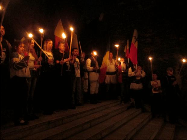 2018 - Ziua națională a cinstirii MARTIRILOR din TEMNIȚELE COMUNISTE