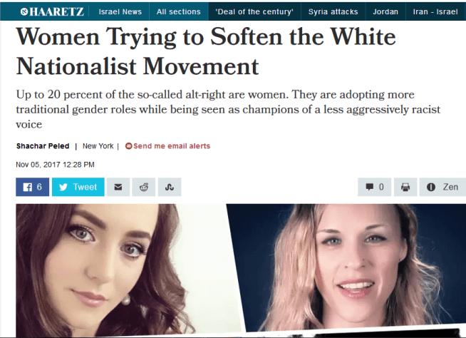 ScreenShot 20190522202921 - Femeile conservatoare, naționaliste și de extremă dreaptă