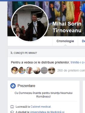 profil Mihai Tarnoveanu