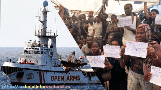 imigranţi ilegali