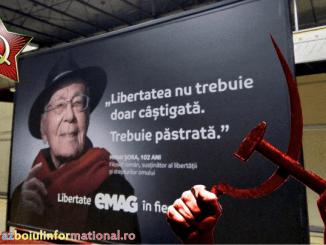 Bolsevicul Mihai Șora reciclat