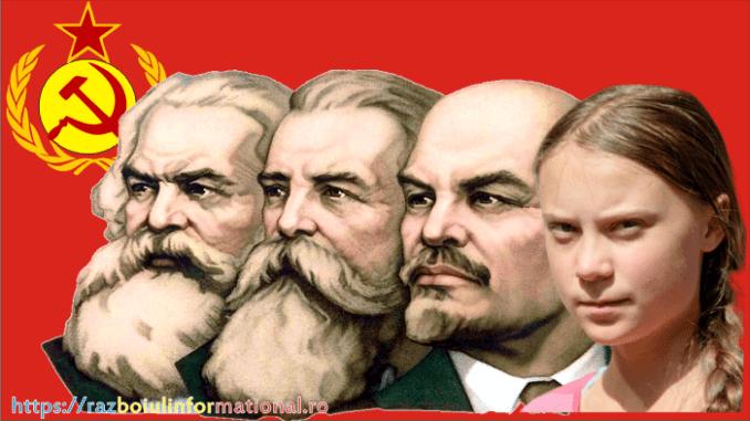 Greta Thunberg & Marx