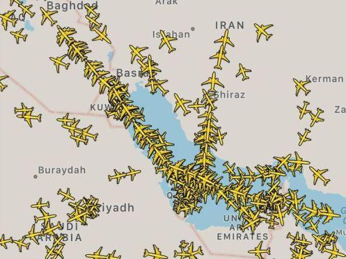 avioanele in Iran 300x225 - Începe războiul în Iran sau vom avea pace?